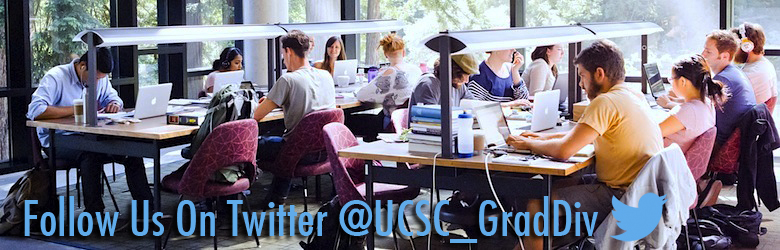 Twitter link to @UCSC_GradDiv