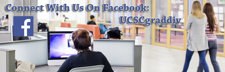 Facebook link to UCSCgraddiv